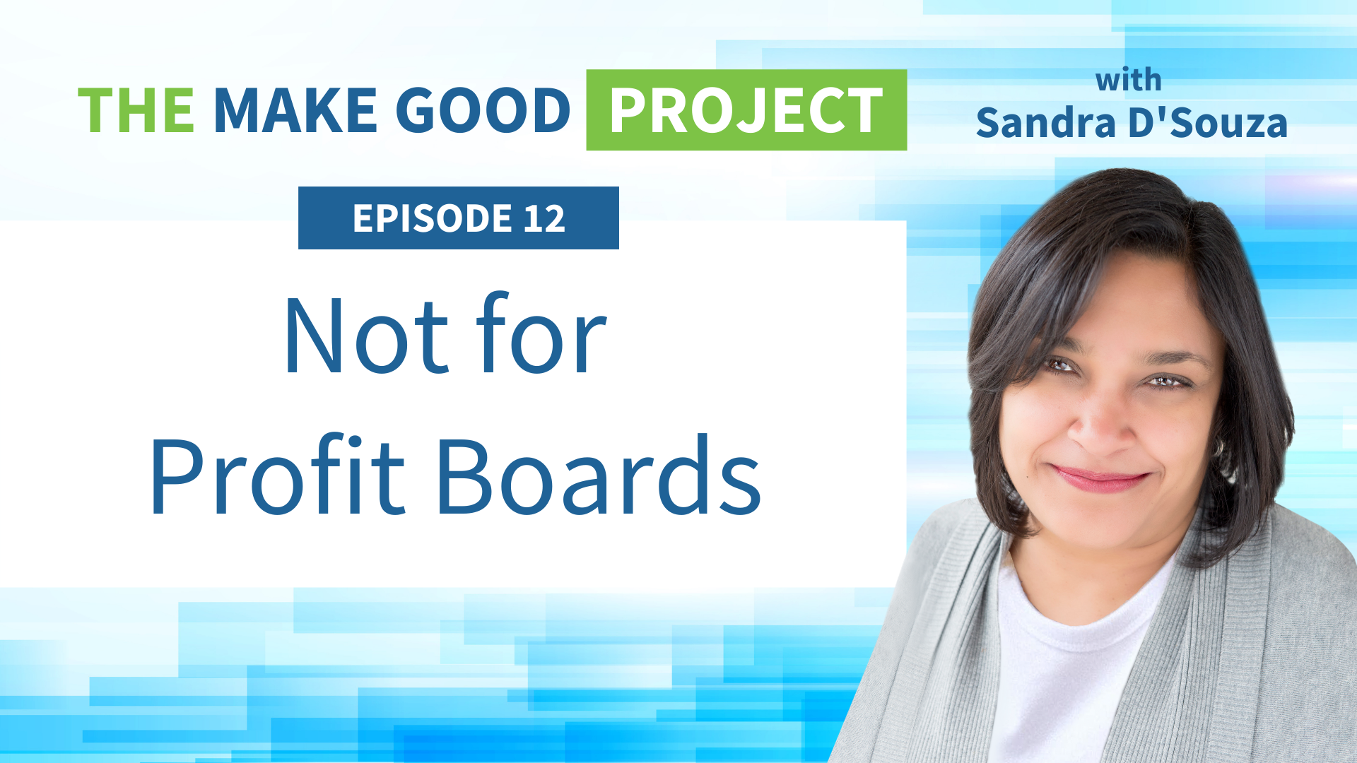 EP #12: Not for Profit Boards